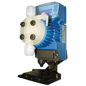 Metering and UV pumps