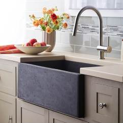 Sinks Kitchen Slide Out Organizers Cabinets Farmhouse The Water Closet Etobicoke Native Trails Item Nsk3018 S