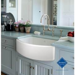 Kitchen Farm Sink Outdoor Faucet Sinks Farmhouse The Water Closet Etobicoke Shaws Item Scwt030 Bi