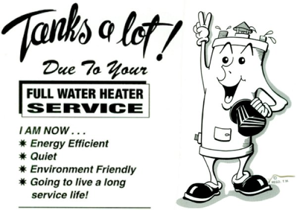 Water Heater Anodes Wholesale Pricing