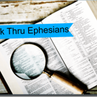 Paul's Prayer: A Walk Thru Ephesians