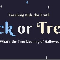 Teach Kids About the True Meaning of Halloween: It's Not About You Mr. Pumpkin