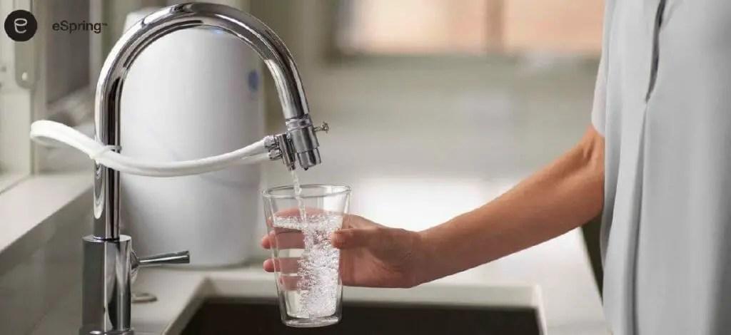 How The eSpring Water Taste Test