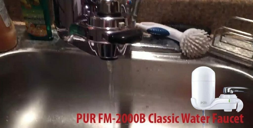FAQs) on PUR FM-2000B Classic Water Faucet