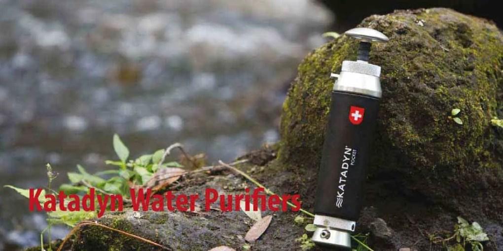 Katadyn Water Purifiers