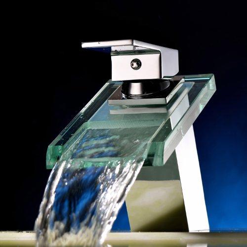 Lightinthebox Widespread Waterfall Bathtub Mixer Taps Bath Shower