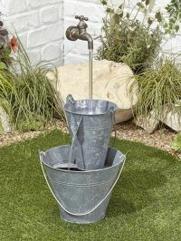 Floating Tap Fountain Water Feature - WaterFeatures2Go