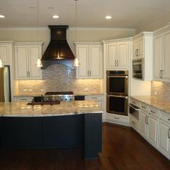 How To Build Kitchen Cabinets Sink Pipe Interiors - Kitchens Photo Gallery By Waterford Homes ...