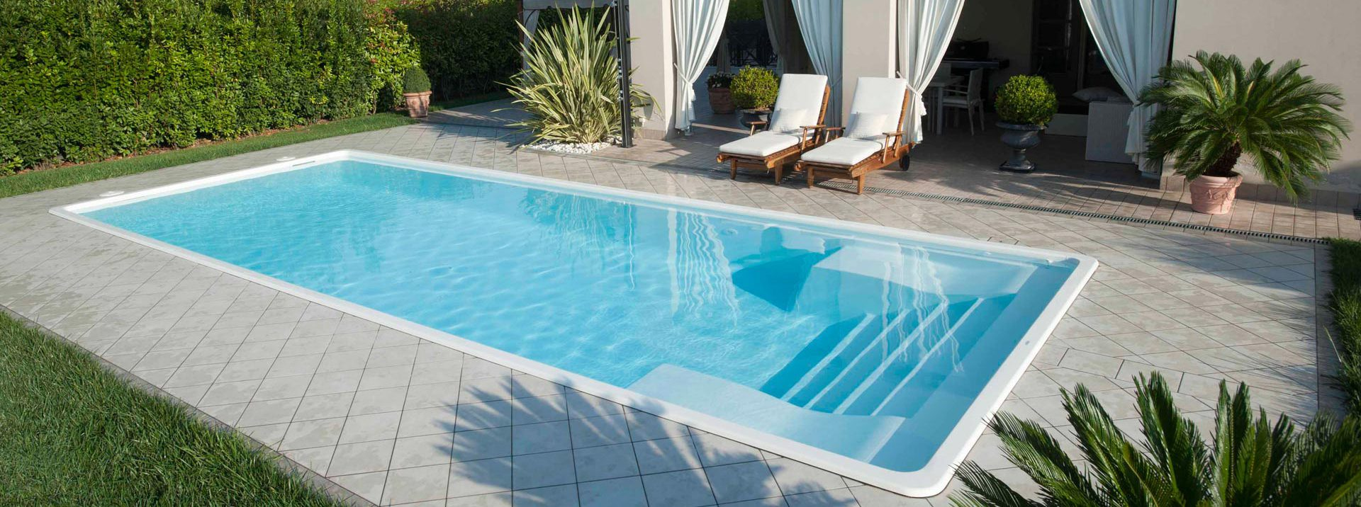 WaterFrame  Precasted swimming pools and water treatment