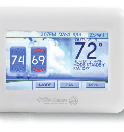 grey wall tpcc32u01 color programmable touch screen thermostat [ 1400 x 1040 Pixel ]
