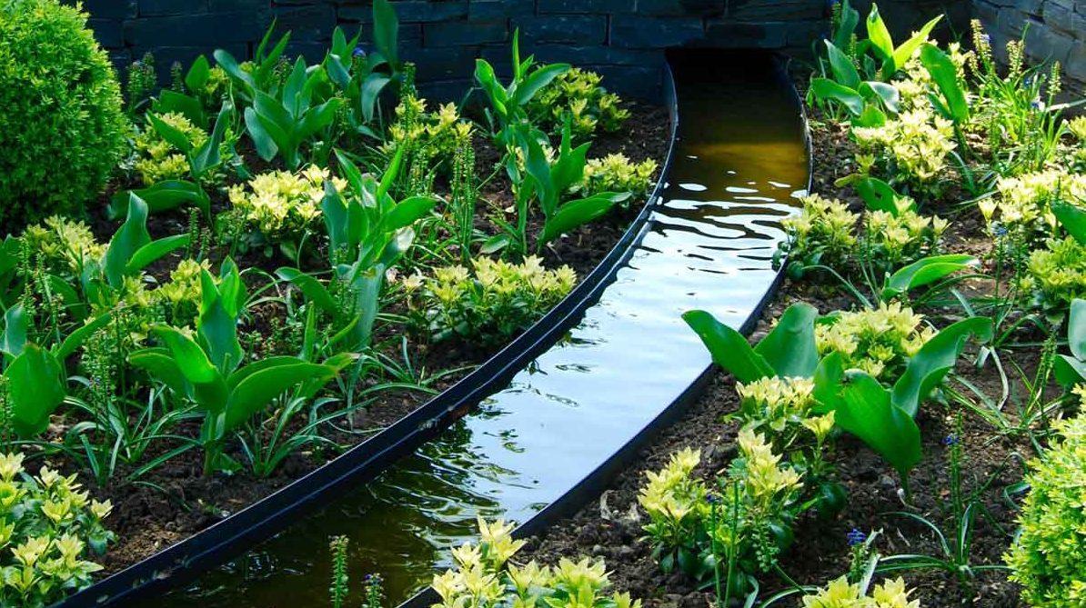 Building Garden Pond Uk