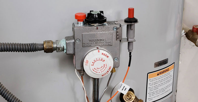 Rheem Electric Water Heater Thermostat Wiring How To Replace Your Water Heater Gas Control Valve Water