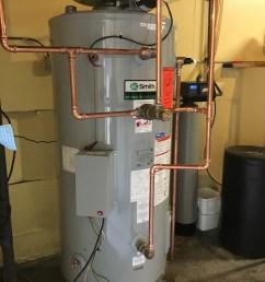 ao smith water heater installation [ 3024 x 4032 Pixel ]