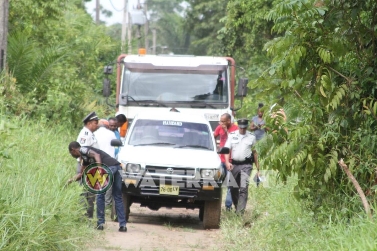 Opnieuw lijk in goot aangetroffen in Suriname - Waterkant