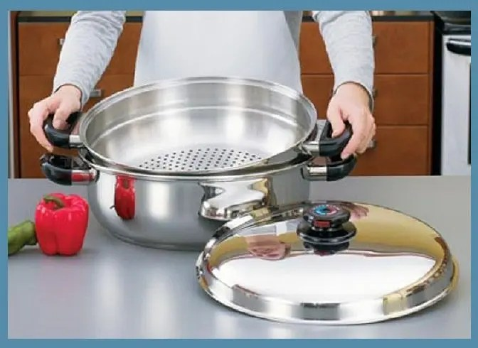 waterless deep skillet