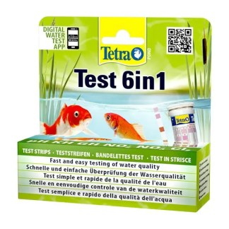 Tetra Pond Test Kit 5in1