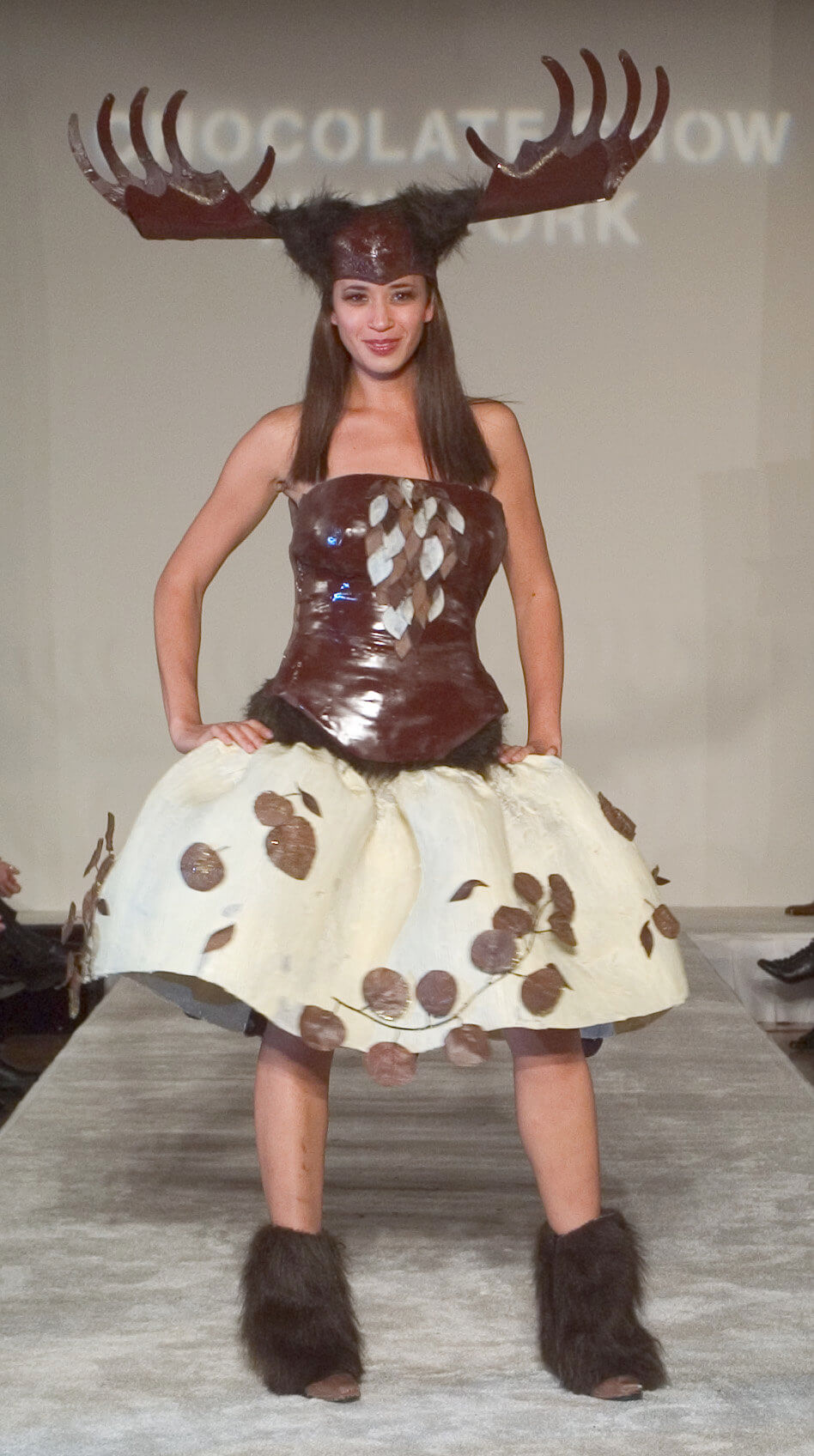 Happy Easter  would you wear a chocolate wedding dress  Waterlily Weddings