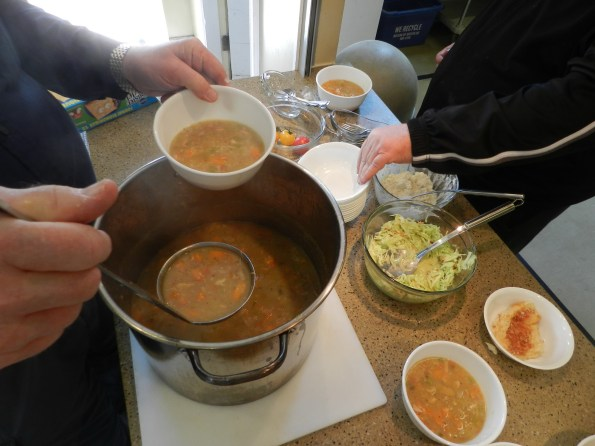 Homemade Soup, Commmunity Inclusion, Waterloo Region Food Bank