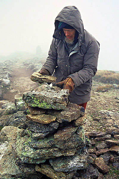 Guy-Waterman-builds-cairn