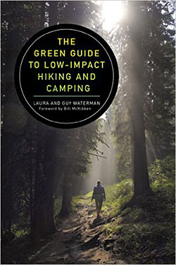 Book-The Green Guide to Low-Impact Hiking and Camping-Waterman