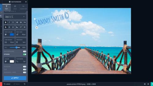 Watermark Photos And Videos Online Add Custom Watermarks