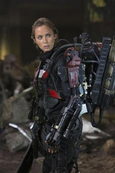 Emily Blunt's performance is a good argument against typecasting.