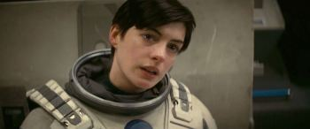 Hathaway and other actors do commendable jobs with underwritten parts.