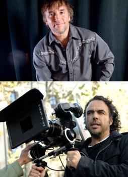 Richard Linklater (Boyhood) and Alejandro G. Iñárritu (Birdman) are in a close race for Best Director.