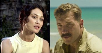 The Water Diviner is full of attractive supporting actors - including Olga Kurylenko and Jai Courtney.
