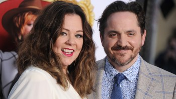 Melissa McCarthy and husband Ben Falcone produced The Boss.
