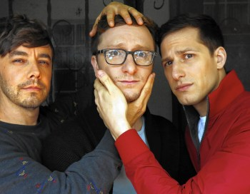 Getting to see The Lonely Island's Jorma Taccone, Akiva Shaffer, and Andy Samberg work together is the best part. Samberg's buddy's directed the film.