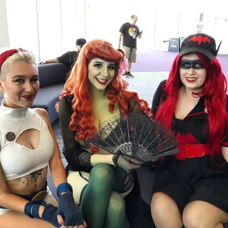 LGBTQ cosplayers find community, safe space at comic cons