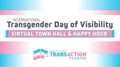 Equality Florida virtually honors Transgender Day of Visibility 2020