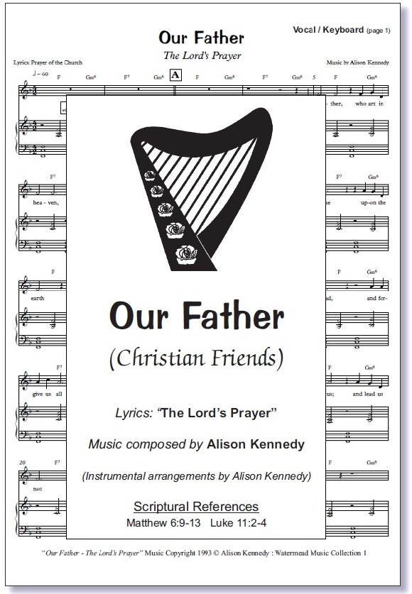 our father prayer hymn