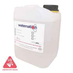 5L Laboratory Grade Deionised Demineralised Water