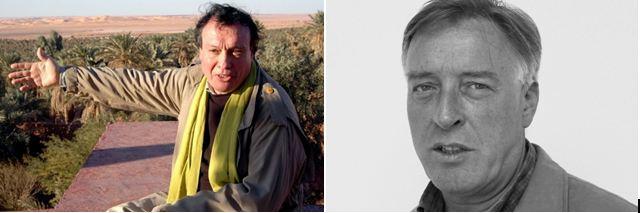 Premio Internazionale Scritture d'Acqua: parlano Pietro Laureano e Wolfang Sachs