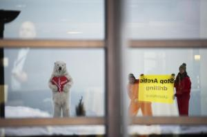 Save The Arctic Action, Norway