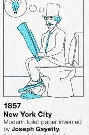 Sopra o sotto. Il grande dibattito sulla carta igienica ( infografica)