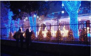 Babbo Natale a Milano 1