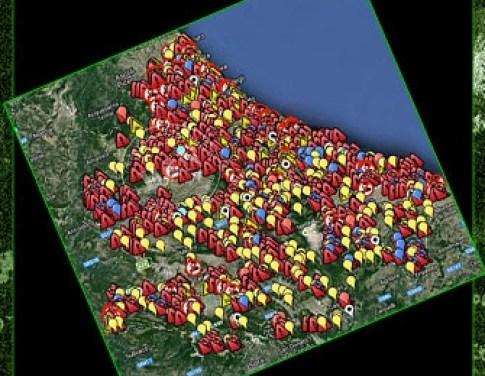 Abruzzo: 1000 siti inquinati. Rischio sanzioni per la mancata bonifica