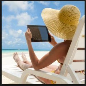 tablet in spiaggia 1