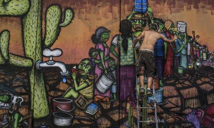 La crisi idrica di San Paolo: sviluppo, inquinamento e  deforestazione