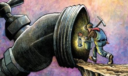 Infrastrutture idriche: servono 22 mila miliardi per fronteggiare la crisi idrica globale