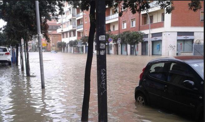 Pescara sott'acqua 3