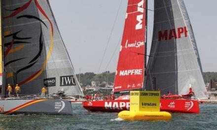 La Volvo Ocean Race ha fatto tappa a Lisbona. Spettacolare regata sul Tago