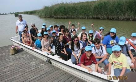 Vivi-amo l'acqua: concorso video per le scuole promosso dal Consorzio Burana