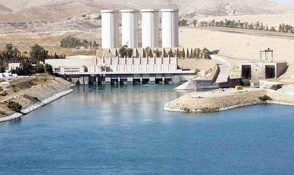 """L'Isis e la """"guerra delle dighe"""""""