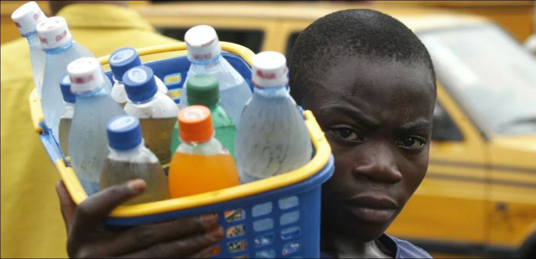 shop water in Africa