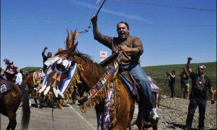 Cronache di Standing Rock: l'oleodotto e una protesta che non fa rumore