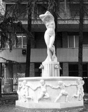 fontana della venere